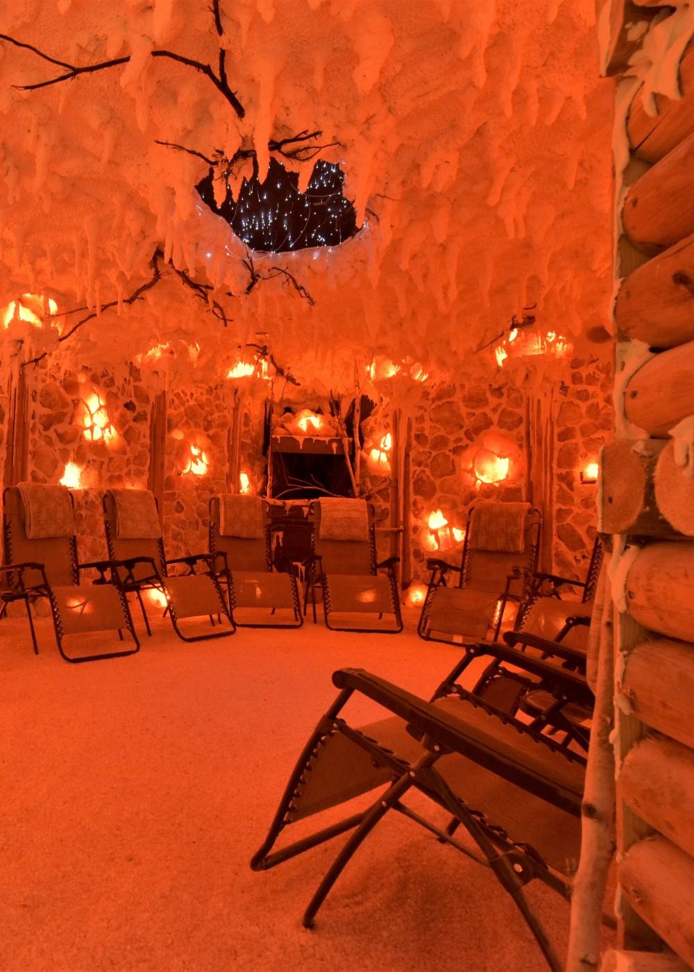 Healing Salt Cave Hamilton